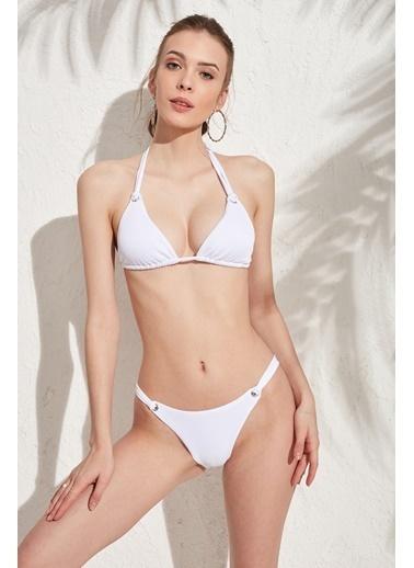 Pierre Cardin Bikini Beyaz
